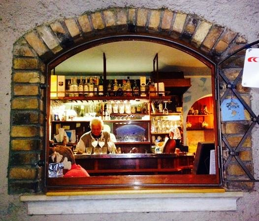 Trattoria Bella Venezia: Gabrio Senior