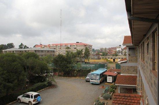 Shalom House: Vista dalla stanza