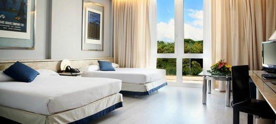 Hotel Puerto Sherry: La habitación perfecta. Sencilla y confortable