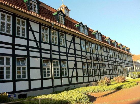 Quality Hotel Vital zum Stern: Achterkant van het hotel