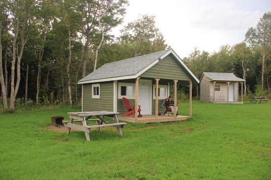 Hideaway Campground & Oyster Market: Cabin#6