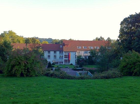 Quality Hotel Vital zum Stern: Voorkant van het hotel