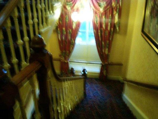 Ambassador Hotel & Health Club Cork: Stairs