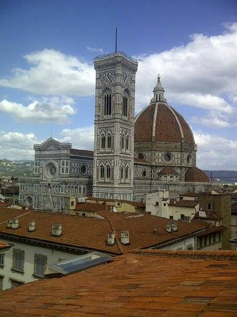 Domux Home Repubblica Luxury Apartment: View from apartment