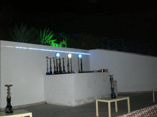 Bodrum Holiday Resort & Spa : Chicha