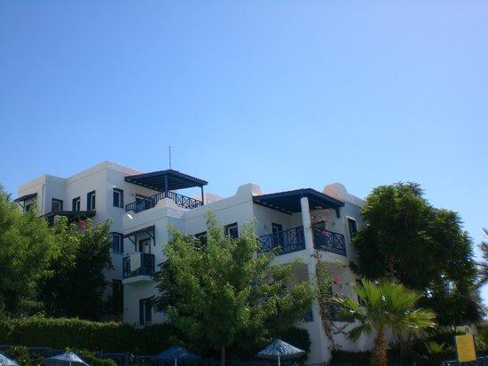 Bodrum Holiday Resort & Spa : Bâtiment