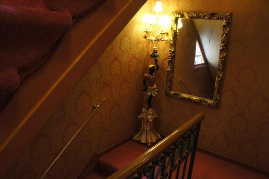Hotel Lisbona : внутри отеля