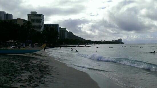 Kuhio Beach September 2013
