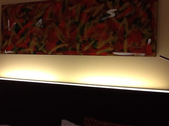 Hotel Diamante Alessandria: testa letto