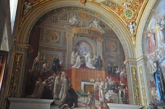 a description of the sistine chapel ceiling as the most amazing painting of all time The best paint jobs of all time there is actually a great degree of creativity in house painting, as evidence by some of the amazing paint jobs we've seen throughout history (excluding our own of course) the sistine chapel quite possibly the most famous.