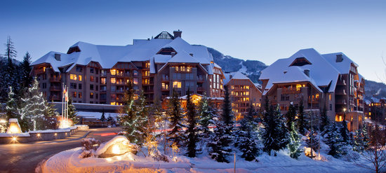 Four Seasons Resort and Residences Whistler : Four Seasons Whistler