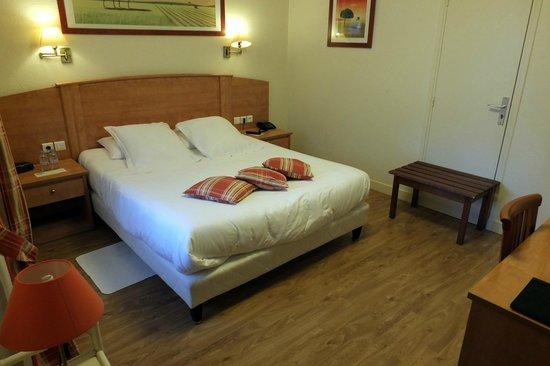 Auberge de Launay : la chambre