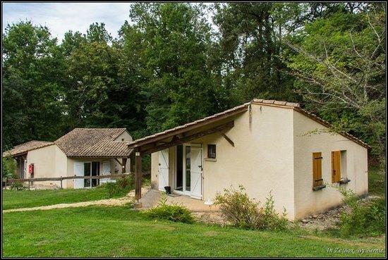 Bosc Nègre Village de Vacances : Les maisons