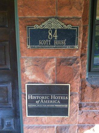 The Inn on Ferry Street: house number