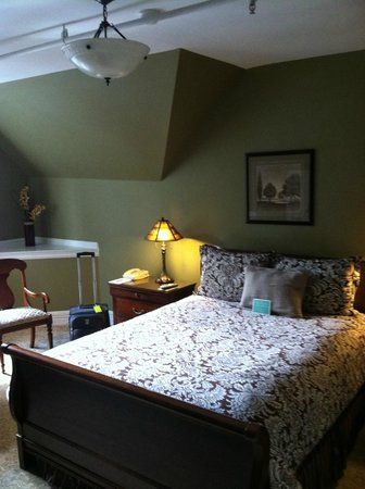 The Inn on Ferry Street: room view