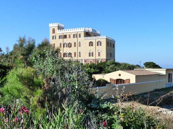 Villa Las Tronas Hotel  & Spa: The Hotel from the gardens