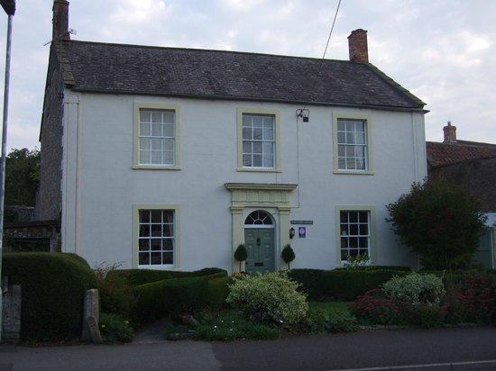 Paradise House B & B: Paradise House, Croscombe
