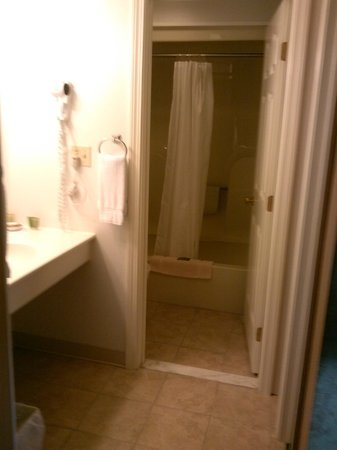 Hampshire Inn Conference Center : bathroom