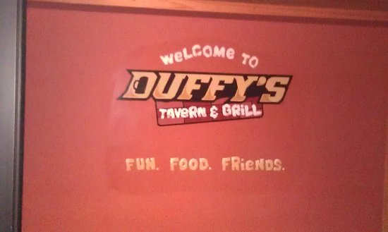 Duffy's Tavern & Grill: Our home away from home