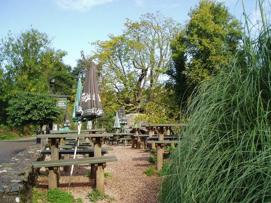 Ashprington - The Waterman's Arms - Riverside Terrace