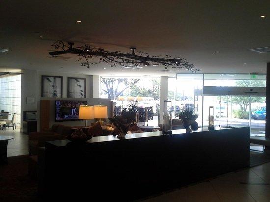 Sheraton Dallas Hotel by the Galleria: Lobby