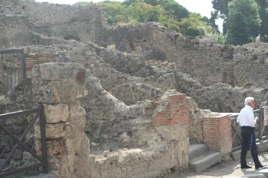 Sorrento Top Car Private Day Tours: Ruins of Pompeii