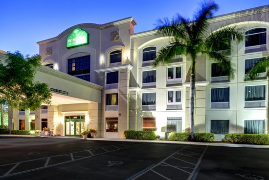 Wingate by Wyndham Fort Lauderdale Miramar: Our Beautiful Hotel