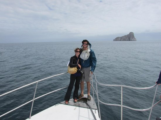Sharksky Ecoadventures Galapagos: On our way to Leo Dormido