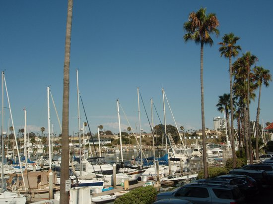 Oceanside Marina Suites : View from Balcony