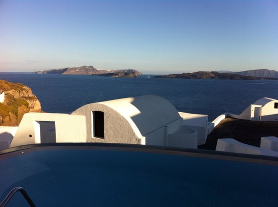 Ambassador Aegean Luxury Hotel & Suites: View from room 4