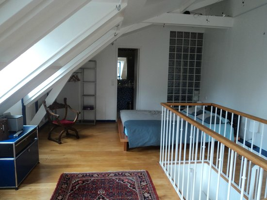 Couleurs Paris: Habitación doble superior