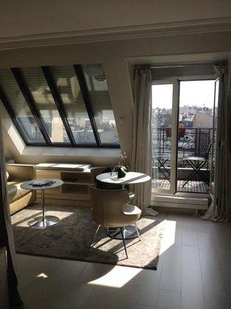 Hotel de Banville : Marie apartment