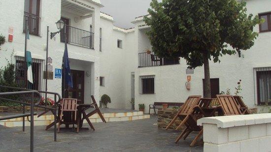 Hotel Villa de Bubion: Entrada
