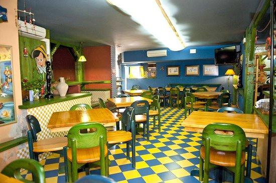 imagen Pizzeria Pinocho en Santander