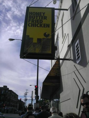 Photo of American Restaurant Honey Butter Fried Chicken at 3361 N Elston Ave, Chicago, IL 60618, United States