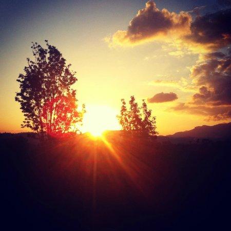 Usambara Adventures -  Day Tours : sunset