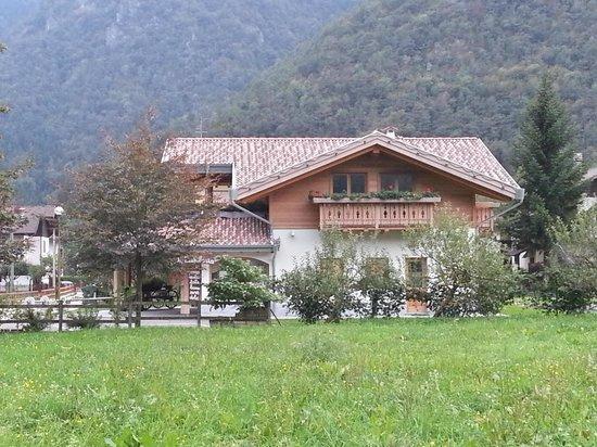 Valle di Ledro: abitazioni tipiche
