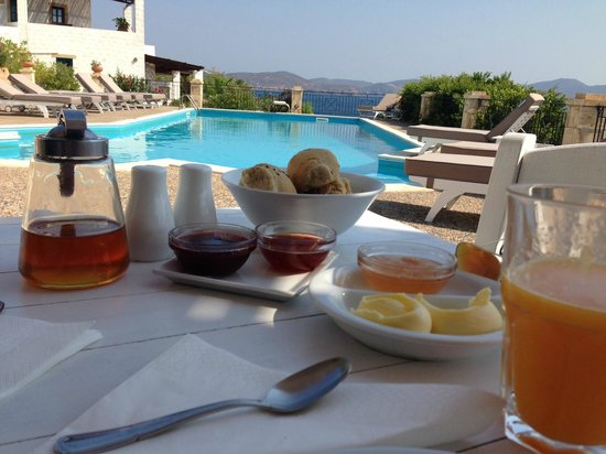 9 Muses Patmos: More breakfast! Loved it!!