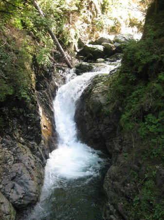Les Gorges de la Diosaz : natural water