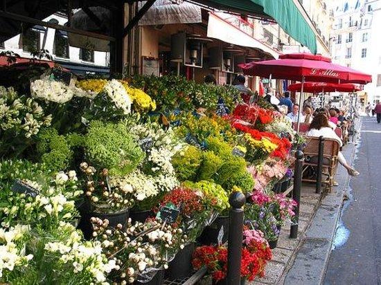 InterContinental Paris-Avenue Marceau: The best flowers