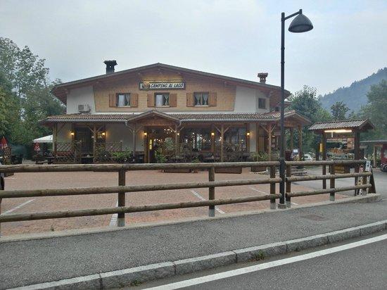 Valle di Ledro : un rifugio nei paraggi