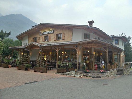 Valle di Ledro : il villaggio
