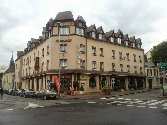 Hotel Normandy : Hôtel Normandy