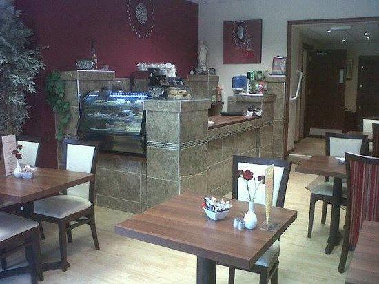 Cedars : Our coffee bar