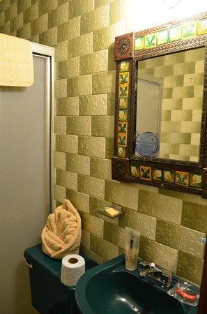 Mansion del Cantador : Baño