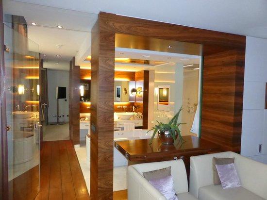 The Westin Grand Berlin: spa suite 2