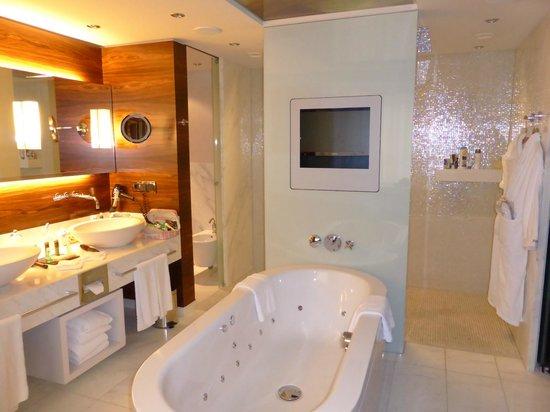 The Westin Grand Berlin: spa suite