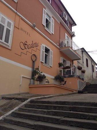 Hotel Scaletta: Hotellet