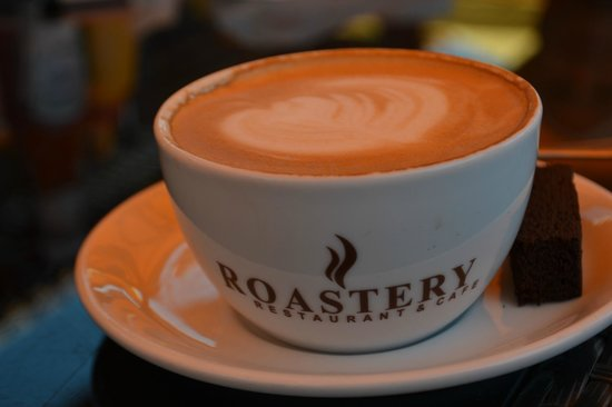 Roastery coffee: Cappuccino