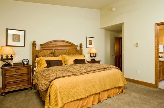 Christie Club at Steamboat Springs: Bedroom